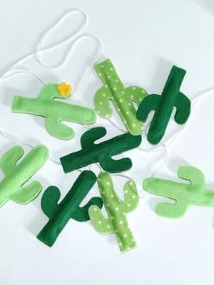 Varal de Cactus