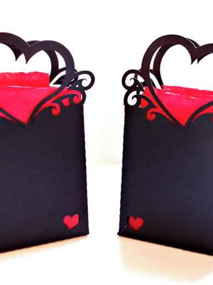 Arquivo de Corte Sacola coração Dia dos Namorados