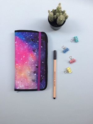 Capa notebook - Nebulosa