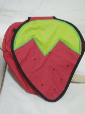 Bolsa ou Mochila de Morango