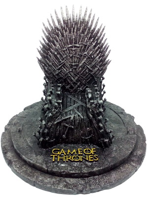 Game Of Thrones, O Trono De Ferro - Iron Throne