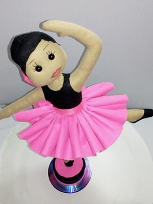 Bailarina de feltro 40 cm Curso Virtual e Moldes PDF