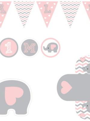 Kit festa Elefante mesversario- digital