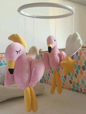 Móbile Flamingo
