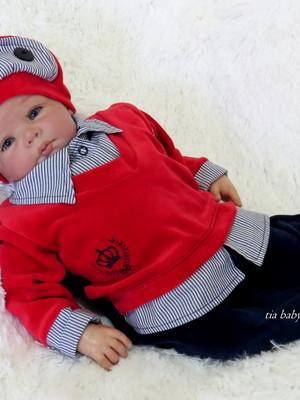 Saída de Maternidade Príncipe Vermelho