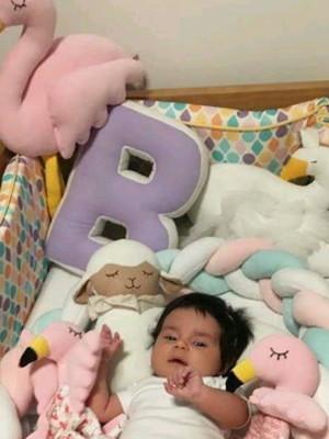 Kit Bebê Flamingo