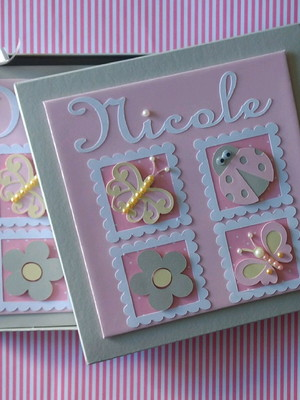 livro bebê caixa menina jardim encantado rosa cinza amarelo