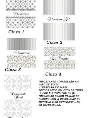 rótulos kit banheiro cinza ou prata 1