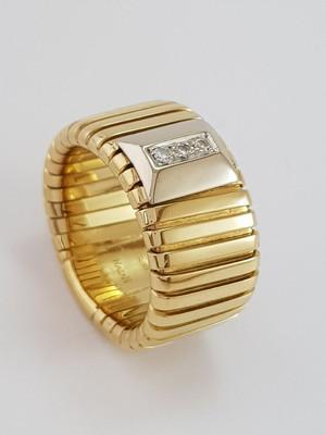 Anel de Ouro 18k (quase 20g)