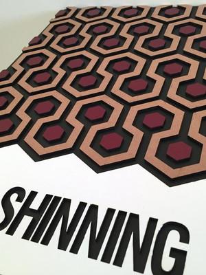 Quadro / Painel Decorativo The Shinning