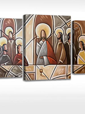 Quadro Personalizado Tela Religiosa Jesus Cristo Religião