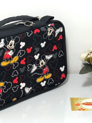 Estojo SUMMER 126- MICKEY - tipo KIPLING