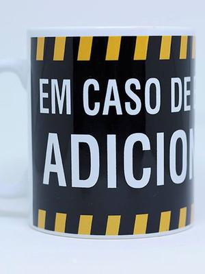 Caneca Adicione Café