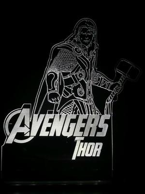 Luminária LED Thor