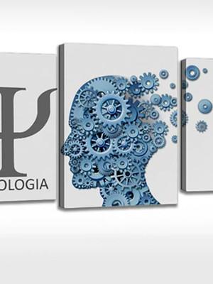 Quadro Personalizado Tela Consultório Psicologia Psicólogo 2