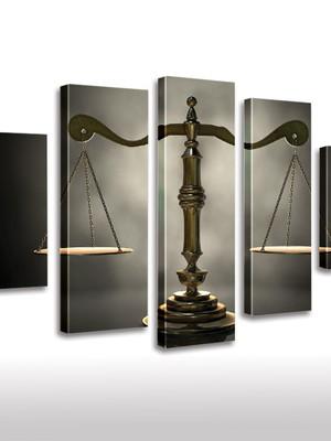 Quadro Personalizado Painel Mosaico Adv Advocacia Justiça