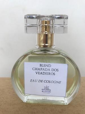 Eau de Cologne Perfume natural Chapada dos Veadeiros