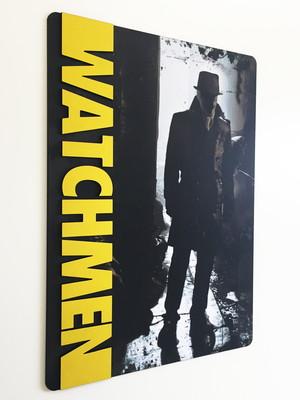 Quadro 3D / Painel Decorativo Watchmen