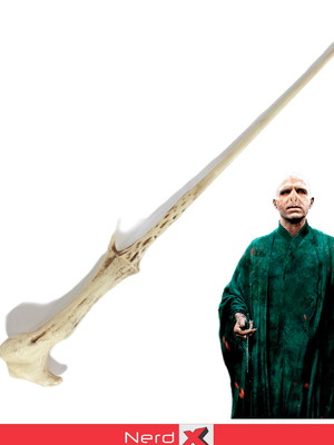 Varinha Voldemort - Harry Potter- Resistente e Flexível