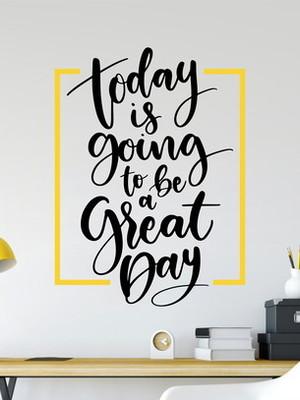 Adesivo de Parede Frase Motivacional