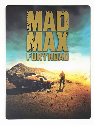 Quadro 3D / Painel Decorativo Mad Max Fury Road