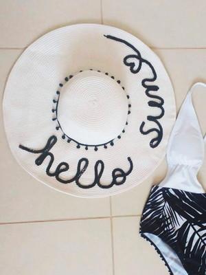 Chapéu personalizado Praia