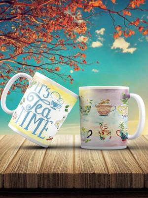 Caneca It's Tea Time