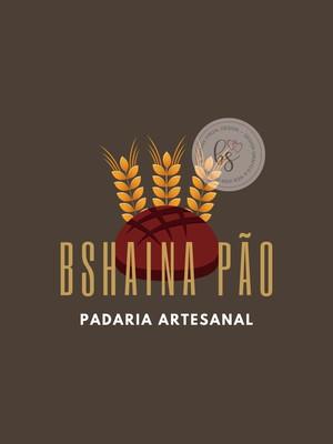 Logotipo Padaria Pre-Criado