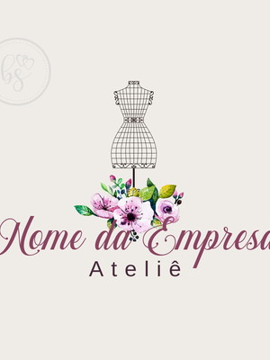 Logotipo Moda Ateliê