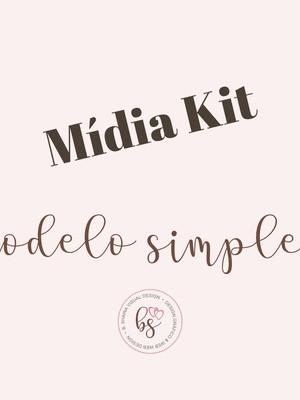 Arte Digital Midia Kit Simples- Leia as Informações