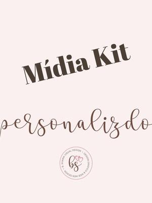 Arte Digital Midia Kit Personalizado- Leia as Informações