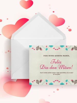 Cartão Dia das Mães - Produto Digital