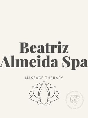 Logotipo Massagista/ Massoterapeuta/ Spa - Arte Digital