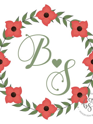 Monograma Convites | Casamentos