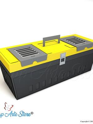 Arquivo de Corte Caixa maleta de ferramentas dia dos pais