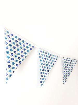 Bandeirola Decorativa em Tecido