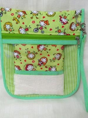 Kit higiene Infantil feminino