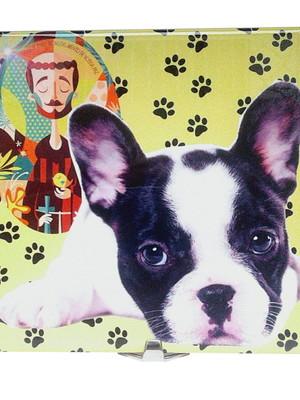 Azulejo Personalizado com foto Cerâmica 15x15 Com Suportes