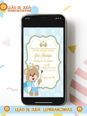 Convite digital URSO