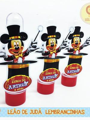 Tubete Circo do Mickey