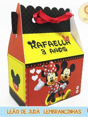 Caixinha Mickey / Minei