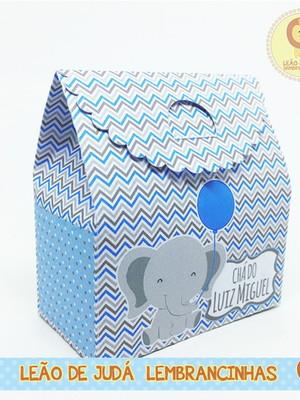 Caixa Jardim tema Elefante