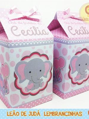 Caixa milk Elefantinho