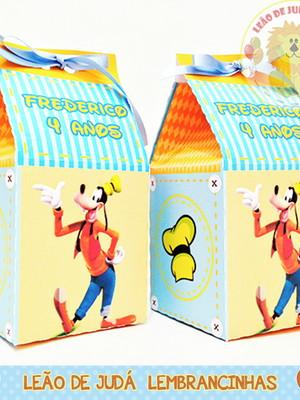 Caixa milk Pateta