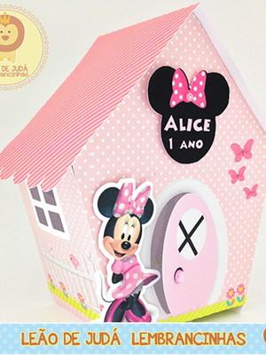 Casinha Minnie modelo 2