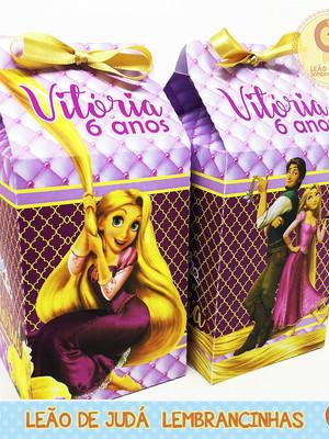 Caixa milk Rapunzel modelo2
