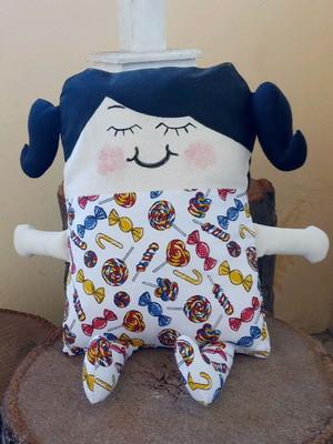 Boneca Naninha Almofada