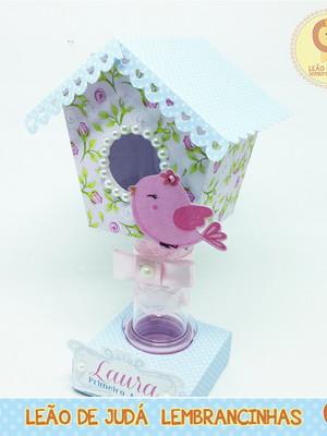 Tubete Casa de Passarinho modelo 5