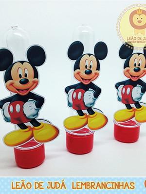Tubete 13cm tema Mickey