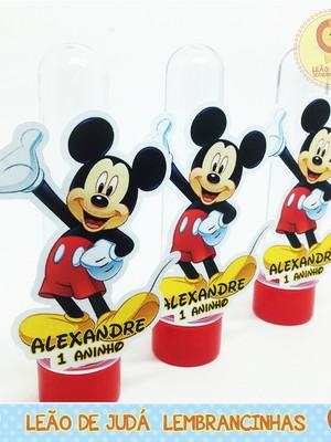 Tubete 13cm tema Mickey modelo 3